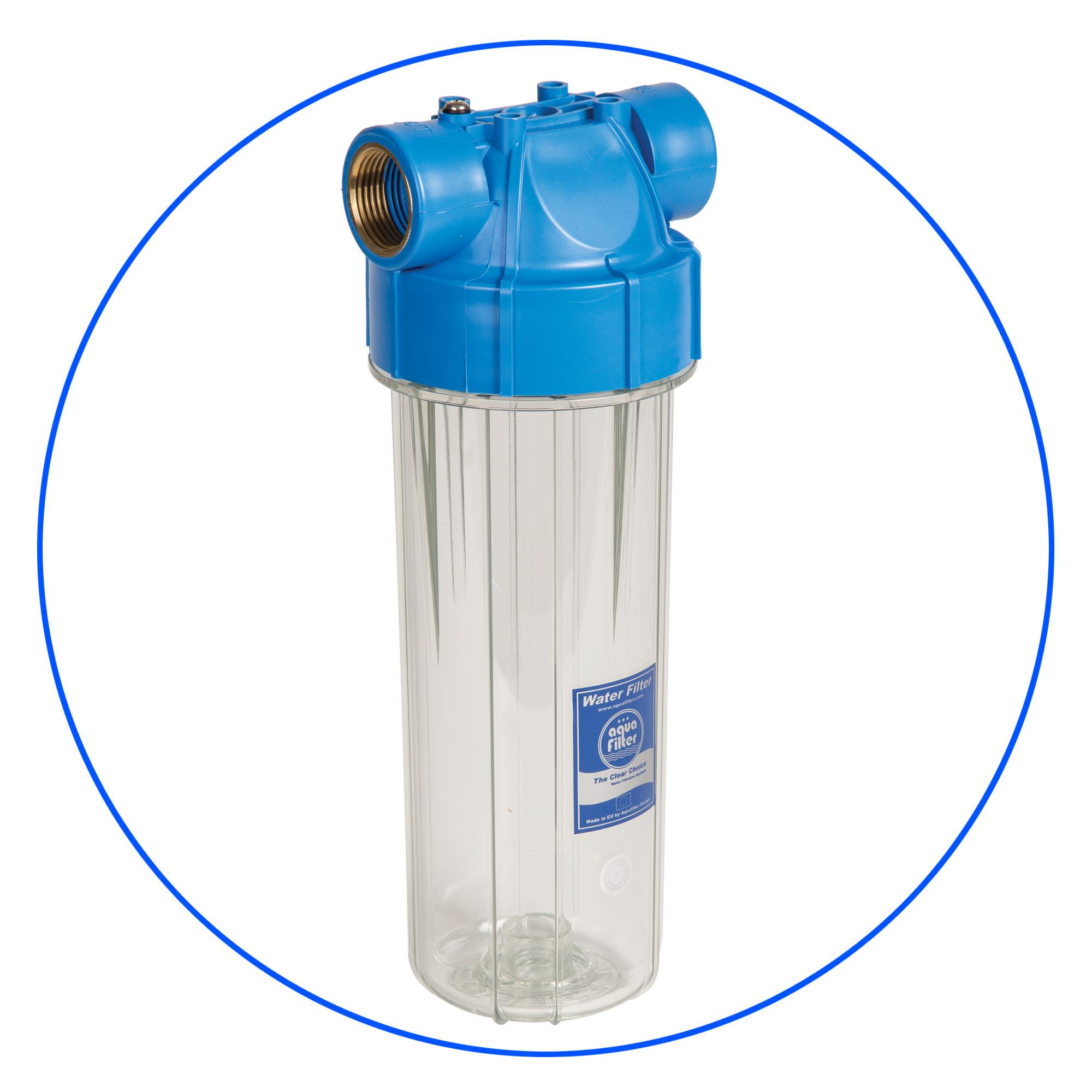 10 Quot Inch Water Filter Housing Fhprx B Aq Aquafilter