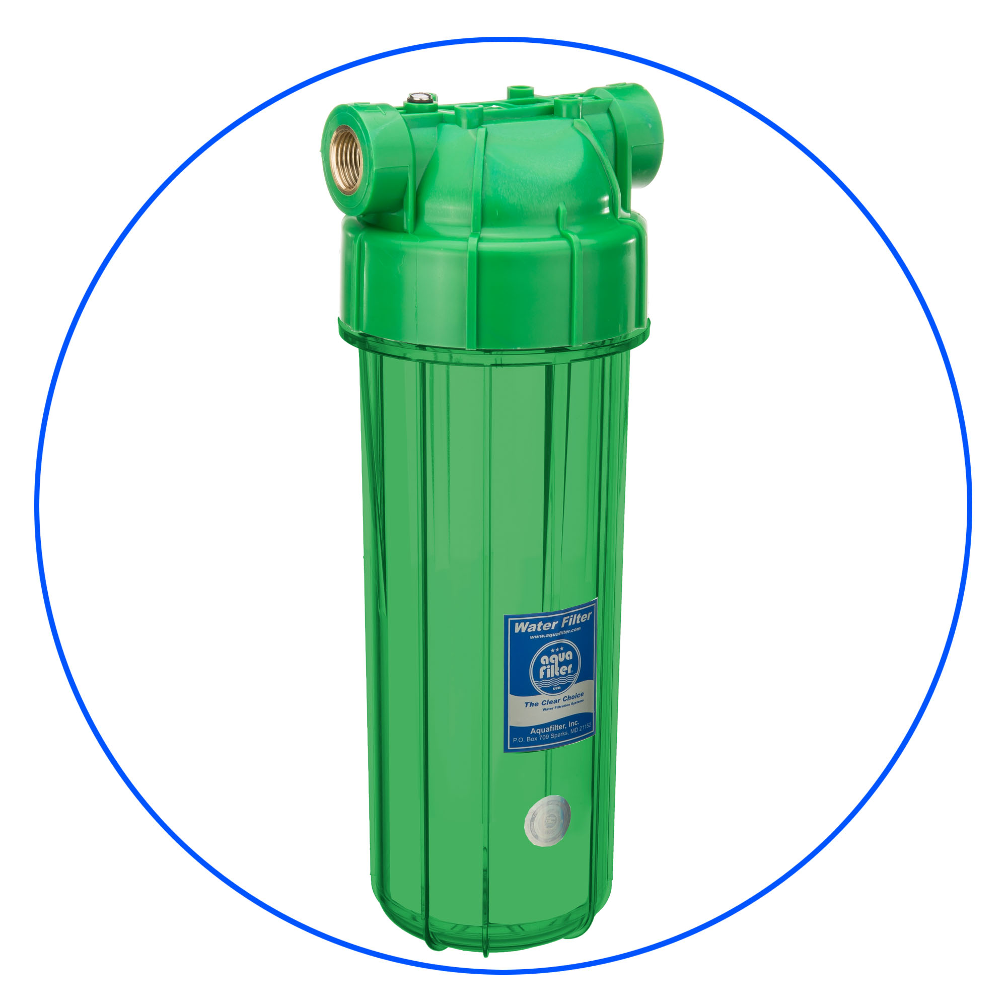 Bacteria Uv Resistant Water Filter Housing Fhprx B Aq Ab