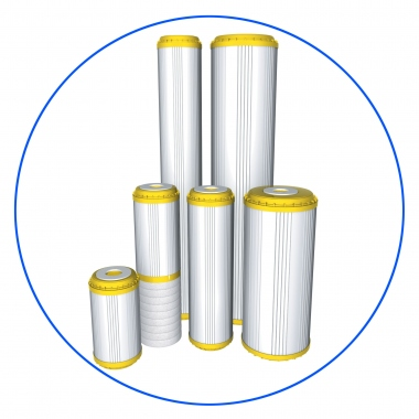 Water Softening Filter Cartridge - FCCST