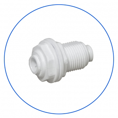 Threaded Connector With Nuts AQ-AxBUx-W