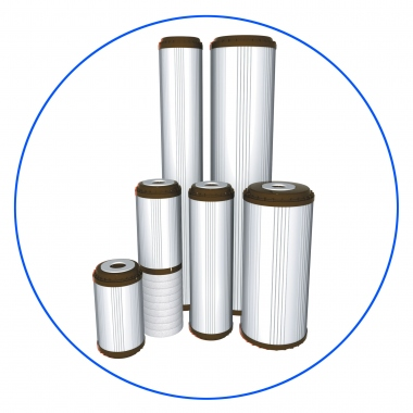 Iron Removal Water Filter Cartridges - FCCFE