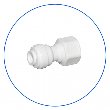 Adapter Fitting Tube AQ-A4FAx-W