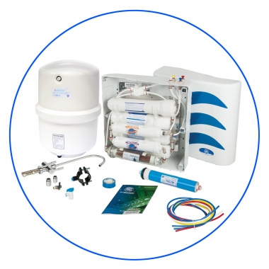 Reverse Osmosis Water Filtration System SX75155XXX