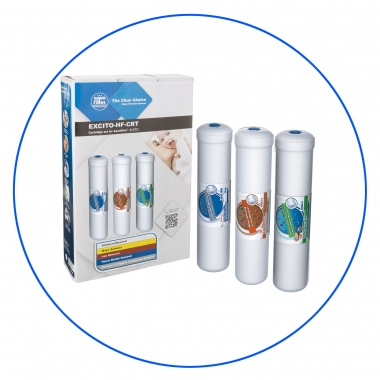 Water Cartridge Set - EXCITO-HF-CRT