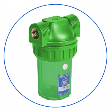 Bacteria and UV Resistant Water Filter Housing - FHPR5-X-AB