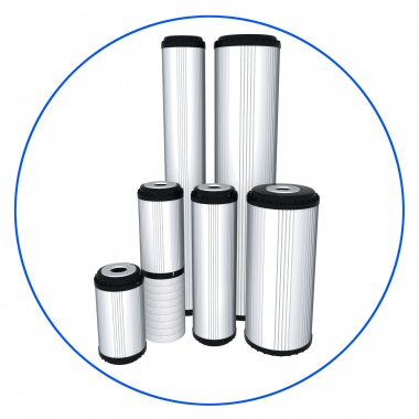 Water Carbon Cartridges - FCCA Series