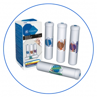 Water Cartridge Set - EXCITO-CLR-CRT