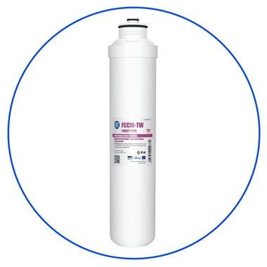 Water Carbon In-Line Cartridge FCCM-TW