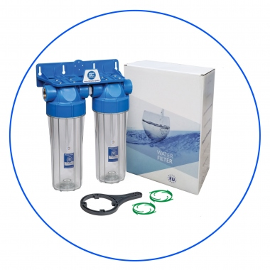 Whole House Water System FHPRCLx-B-TWIN