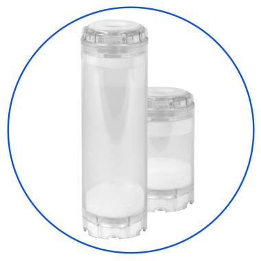Empty Water Filter Housing - FCEB