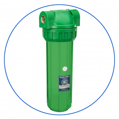 Bacteria and UV Resistant Water Filter Housing - FHPRx-3S-AB