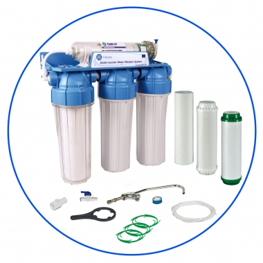 Under-Counter Water Filter FP3-HJ-K1N