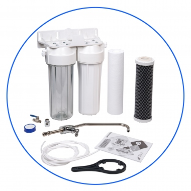 Under-Counter Water Filter FP2-W-K1
