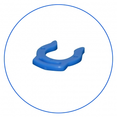 Safety Clip For Quick Connectors AQ-AxLC-BL